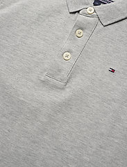 Tommy Hilfiger - BOYS TOMMY POLO S/S - polo shirts - grey heather - 2