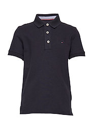 BOYS TOMMY POLO S/S - SKY CAPTAIN