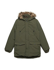 ARCTIC PARKA - FOREST NIGHT