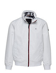 DG ESSENTIAL JACKET - BRIGHT WHITE