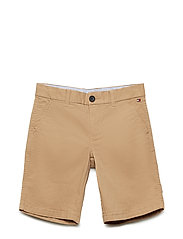 ESSENTIAL CHINO SHOR - TIGER'S EYE