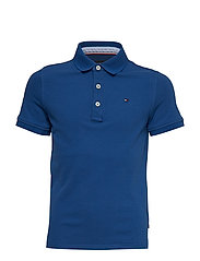 ESSENTIAL TOMMY REG POLO S/S - LIMOGES