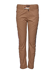 HILFIGER TAPE CHINO - TIGER'S EYE