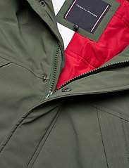 Tommy Hilfiger - TECH JACKET - bomber jackets - thyme - 8