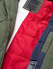 Tommy Hilfiger - TECH JACKET - bomber jackets - thyme - 10