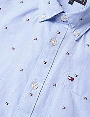 Tommy Hilfiger - FLAG OXFORD SHIRT L/ - shirts - regatta - 2