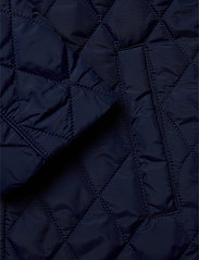 Tommy Hilfiger - CLASSIC QUILTED JACKET - puffer & padded - black iris - 6