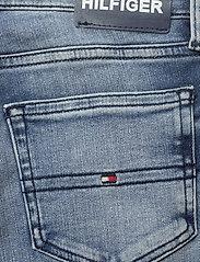 Tommy Hilfiger - SCANTON SLIM RABDST - jeans - rapt blue destructed  stretch - 4