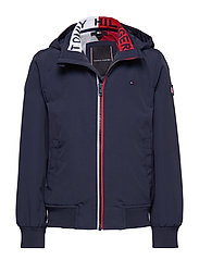 ESSENTIAL JACKET - TWILIGHT NAVY 654-860
