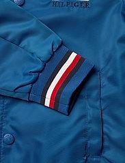 Tommy Hilfiger - REVERSIBLE TH LOGO - bomber jackets - twilight navy / lapis lazuli - 6