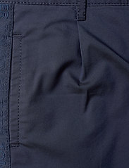 Tommy Hilfiger - PLEATED TAPE CHINO - trousers - twilight navy 654-860 - 5