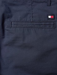 Tommy Hilfiger - PLEATED TAPE CHINO - trousers - twilight navy 654-860 - 7