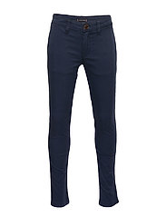 ESSENTIAL SKINNY CHI - TWILIGHT NAVY