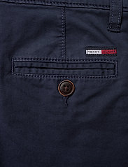 Tommy Hilfiger - ESSENTIAL SKINNY CHI - trousers - twilight navy - 4