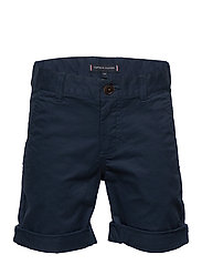 ESSENTIAL CHINO SHORT - TWILIGHT NAVY 654-860