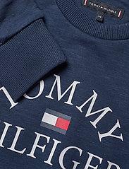 Tommy Hilfiger - ESSENTIAL LOGO SWEAT - sweatshirts - twilight navy - 2