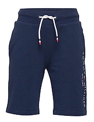 ESSENTIAL SWEATSHORTS - TWILIGHT NAVY
