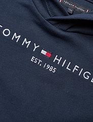 Tommy Hilfiger - ESSENTIAL HOODIE - hoodies - twilight navy 654-860 - 2