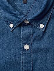 Tommy Hilfiger - DENIM SHIRT L/S - shirts - denim dark 01 - 2