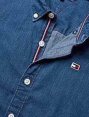 Tommy Hilfiger - DENIM SHIRT L/S - shirts - denim dark 01 - 3