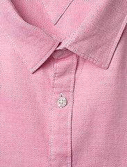 Tommy Hilfiger - STRUCTURED LINEN SHI - shirts - light cerise pink - 2