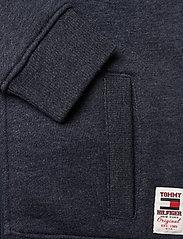 Tommy Hilfiger - BACK INSERT HOODED FULL-ZIP - hættetrøjer - twilight navy - 3