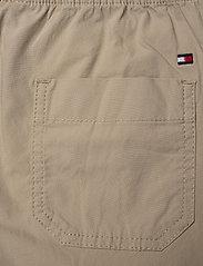 Tommy Hilfiger - STRETCH POPLIN PULL ON PANTS - sweatpants - silt - 4