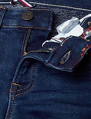 Tommy Hilfiger - SCANTON SLIM BRUSHED - BRUBLDNM - jeans - brushedbluedenim - 3
