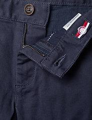Tommy Hilfiger - ESSENTIAL  TH FLEX SKINNY CHINOS - trousers - twilight navy - 3