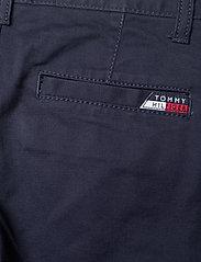 Tommy Hilfiger - ESSENTIAL  TH FLEX SKINNY CHINOS - trousers - twilight navy - 4