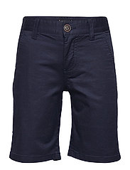 ESSENTIAL CHINO SHORT TH FLEX - TWILIGHT NAVY