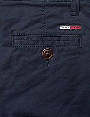 Tommy Hilfiger - ESSENTIAL TH FLEX SKINNY CHINOS - trousers - twilight navy - 4