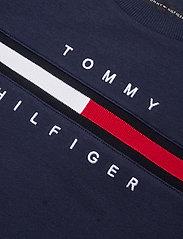 Tommy Hilfiger - FLAG RIB INSERT SWEATSHIRT - sweatshirts - twilight navy - 2
