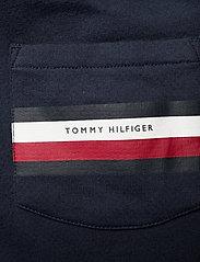 Tommy Hilfiger - TH STRIPE SWEATPANT - sweatpants - twilight navy - 4