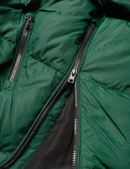 Tommy Hilfiger - PADDED POPOVER - puffer & padded - ornamental green/black - 4