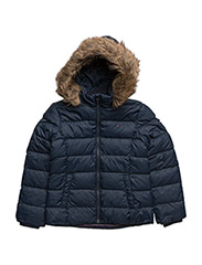 AME THKG DG BASIC DOWN JACKET - NAVY BLAZER