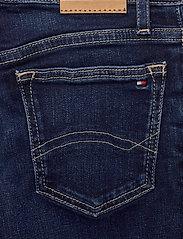 Tommy Hilfiger - GIRLS NORA SKINNY NY - jeans - new york dark stretch - 4