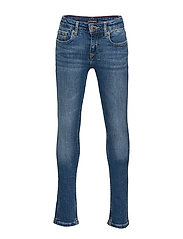 GIRLS NORA SKINNY NY - NEW YORK MID STRETCH