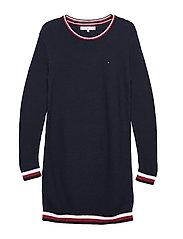 Tommy Hilfiger - Essential Sweater Dress L/S