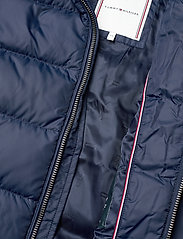 Tommy Hilfiger - ESSENTIAL BASIC DOWN - puffer & padded - twilight navy - 5