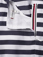Tommy Hilfiger - NAUTICAL STRIPE DRESS - robes - white stripe 01 - 4
