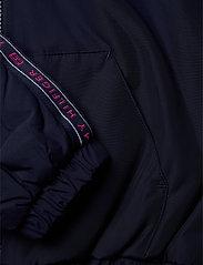 Tommy Hilfiger - ESSENTIAL TOMMY TAPE JACKET - bomber jackets - black iris - 3