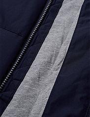 Tommy Hilfiger - ESSENTIAL TOMMY TAPE JACKET - bomber jackets - black iris - 4