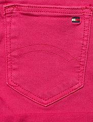 Tommy Hilfiger - NORA SHORT SOCDST - shorts - blush red - 4