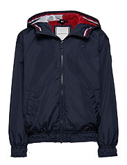 ESSENTIAL LIGHT WEIGHT JACKET - TWILIGHT NAVY