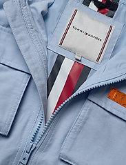 Tommy Hilfiger - TOMMY UTILITY BOMBER JACKET - bomber jackets - calm blue - 3