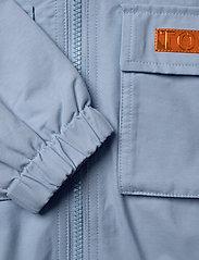 Tommy Hilfiger - TOMMY UTILITY BOMBER JACKET - bomber jackets - calm blue - 4