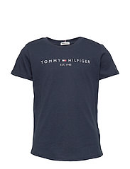 ESSENTIAL  TEE S/S - TWILIGHT NAVY
