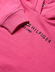 Tommy Hilfiger - ESSENTIAL HOODED SWE - hoodies - blush red - 2