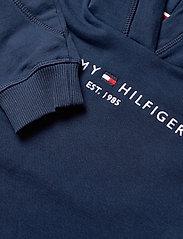 Tommy Hilfiger - ESSENTIAL HOODED SWE - hoodies - twilight navy - 2